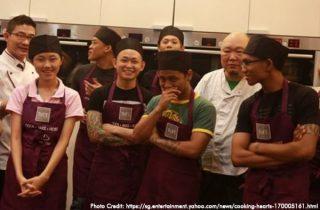 eighteen chefs ex addicts benny seteo