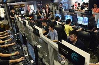 Singapore Teen gaming addiction
