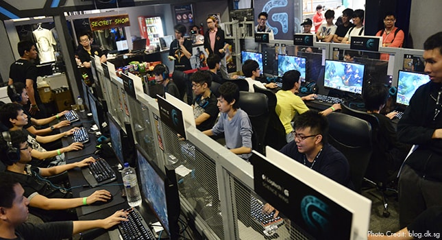 Image result for southeast asia gaming market