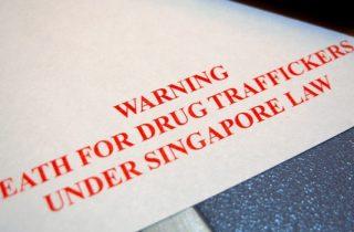 Singapore drug laws Southeast Asia
