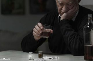 Is Adjusting to Retirement Driving Seniors to Addiction?